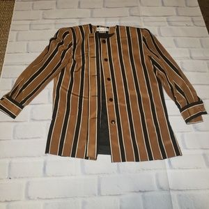 Christian Dior Vintage Silk Blazer